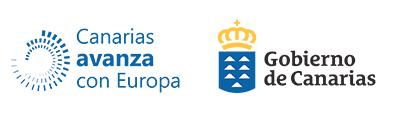 Subvención del Gobierno de Canarias y el Fondo europeo de desarrollo regional
